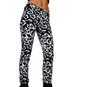 Tripp NYC Ultra Leopard Jeans 31/13